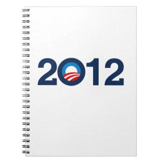 Barack Obama Libro De Apuntes