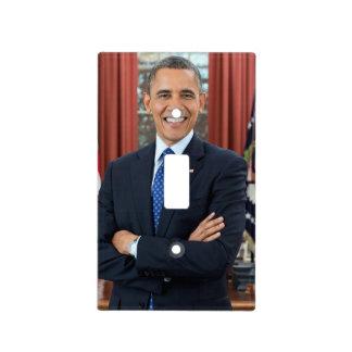 Barack Obama Light Switch Cover
