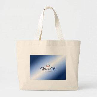 Barack Obama Logo Canvas Bags