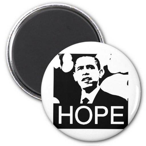 Barack Obama Magnet
