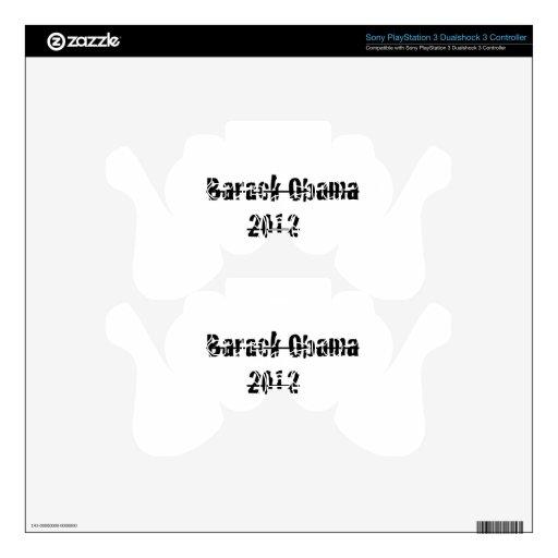 Barack Obama Mando PS3 Skins