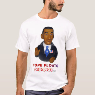 Barack Obama Mens Tee Rubber Duck