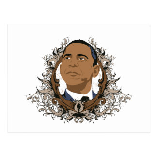 Barack Obama Merchandise Postcard