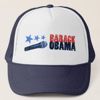Barack Obama Mic Hat