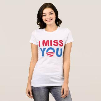Barack Obama Missing You Tee
