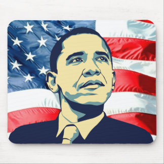 Barack Obama Mouse Pads