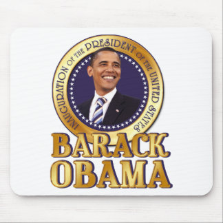 Barack Obama Mouse Mats