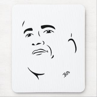 Barack Obama Mousepad Tapetes De Ratón