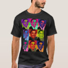 Barack Obama multi colored T-Shirt