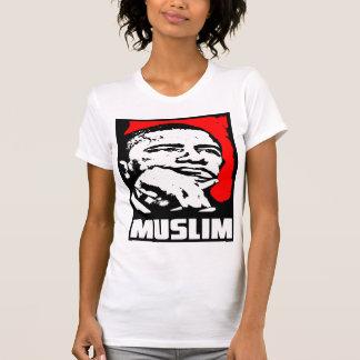 Barack Obama: Muslim! Tshirt