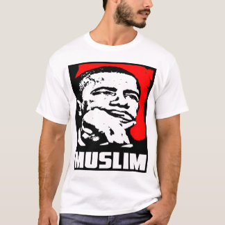 Barack Obama: ¡Musulmanes! Playera