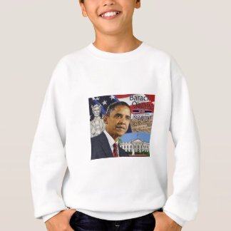 barack obama my president sweatshirt