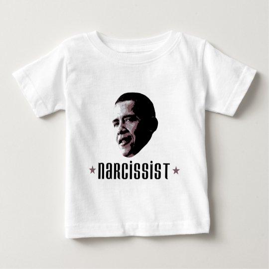 Barack Obama Narcissist Baby T-Shirt