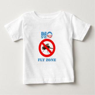 Barack Obama No Fly Zone Tshirt