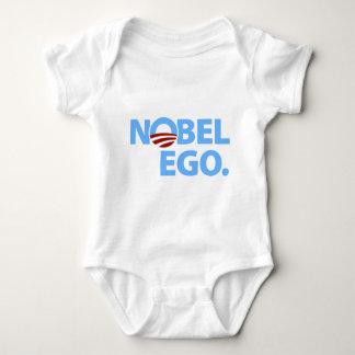 Barack Obama: Nobel Ego Baby Bodysuit