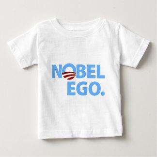 Barack Obama: Nobel Ego Baby T-Shirt
