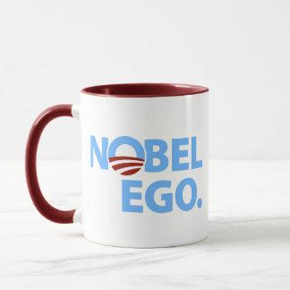 Barack Obama: Nobel Ego Mug