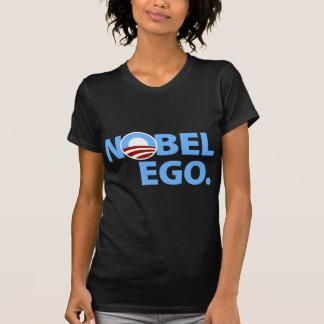 Barack Obama: Nobel Ego Tshirts