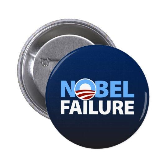 Barack Obama: Nobel Failure Button