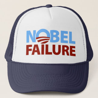 Barack Obama: Nobel Failure Trucker Hat