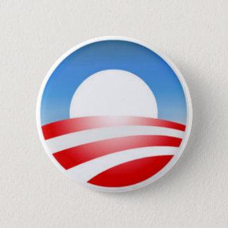 "Barack Obama ""O"" Button"