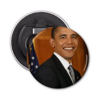 Barack Obama Official Portrait Bottle Opener