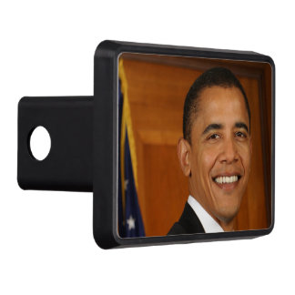 Barack Obama Official Portrait Hitch Cover