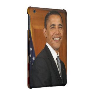 Barack Obama Official Portrait iPad Mini Retina Cases