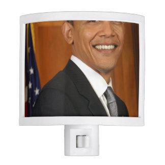 Barack Obama Official Portrait Night Light