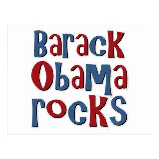 Barack Obama oscila camisetas y los regalos Tarjeta Postal