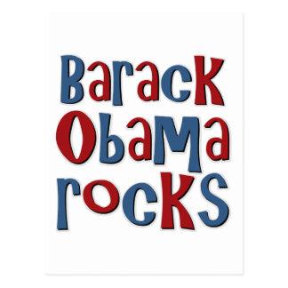 Barack Obama oscila camisetas y los regalos Postal