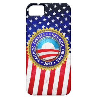Barack Obama para el presidente 2012 Funda Para iPhone SE/5/5s