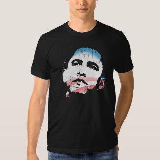 Barack Obama para la camiseta de la esperanza Playeras