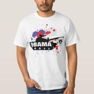 Barack Obama para la paz Playera