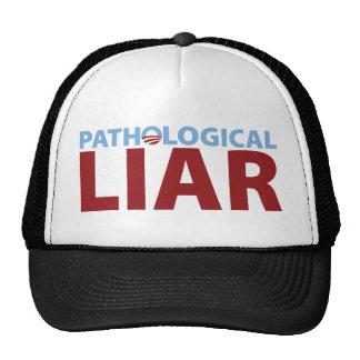 Barack Obama: Pathological Liar Trucker Hat