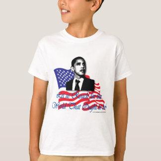Barack Obama/Patriotism T-Shirt