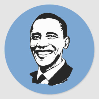Barack Obama Etiqueta