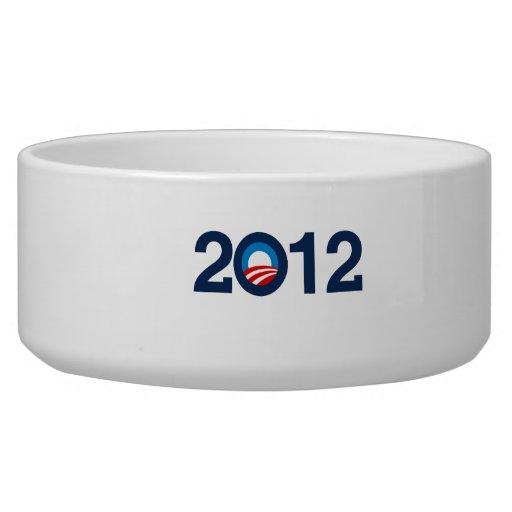 Barack Obama Pet Bowls