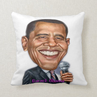 Barack obama pillow