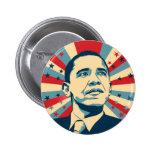 Barack Obama Pin Redondo 5 Cm