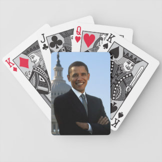 Barack Obama Playing Cards
