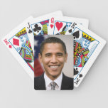 Barack Obama Playing Cards Bicycle Playing Cards
