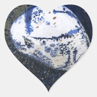 Barack Obama Pluto Heart Sticker