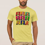 Barack Obama Pop Art Style T-Shirt