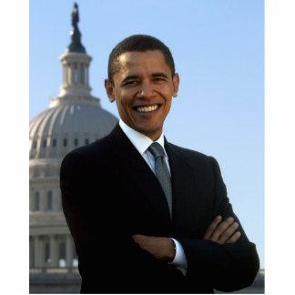 Barack Obama Portrait Statuette