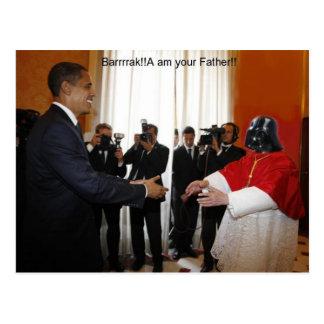 Barack Obama Postales