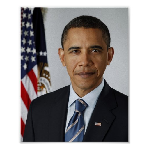 Barack Obama Posters