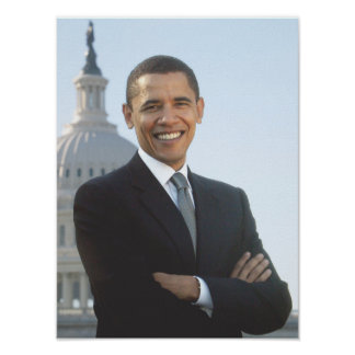 Barack Obama Póster