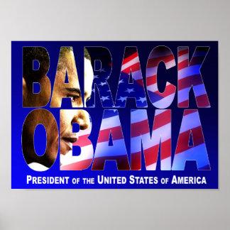 Barack Obama! Poster