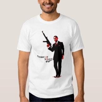 Barack Obama President of Solace T Shirt